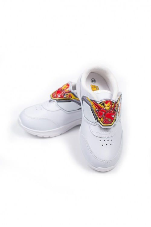 รองเท้าอนุบาล (สีขาว)