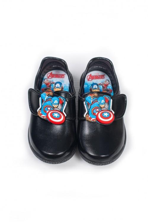 รองเท้าอนุบาลชาย (สีดำ)