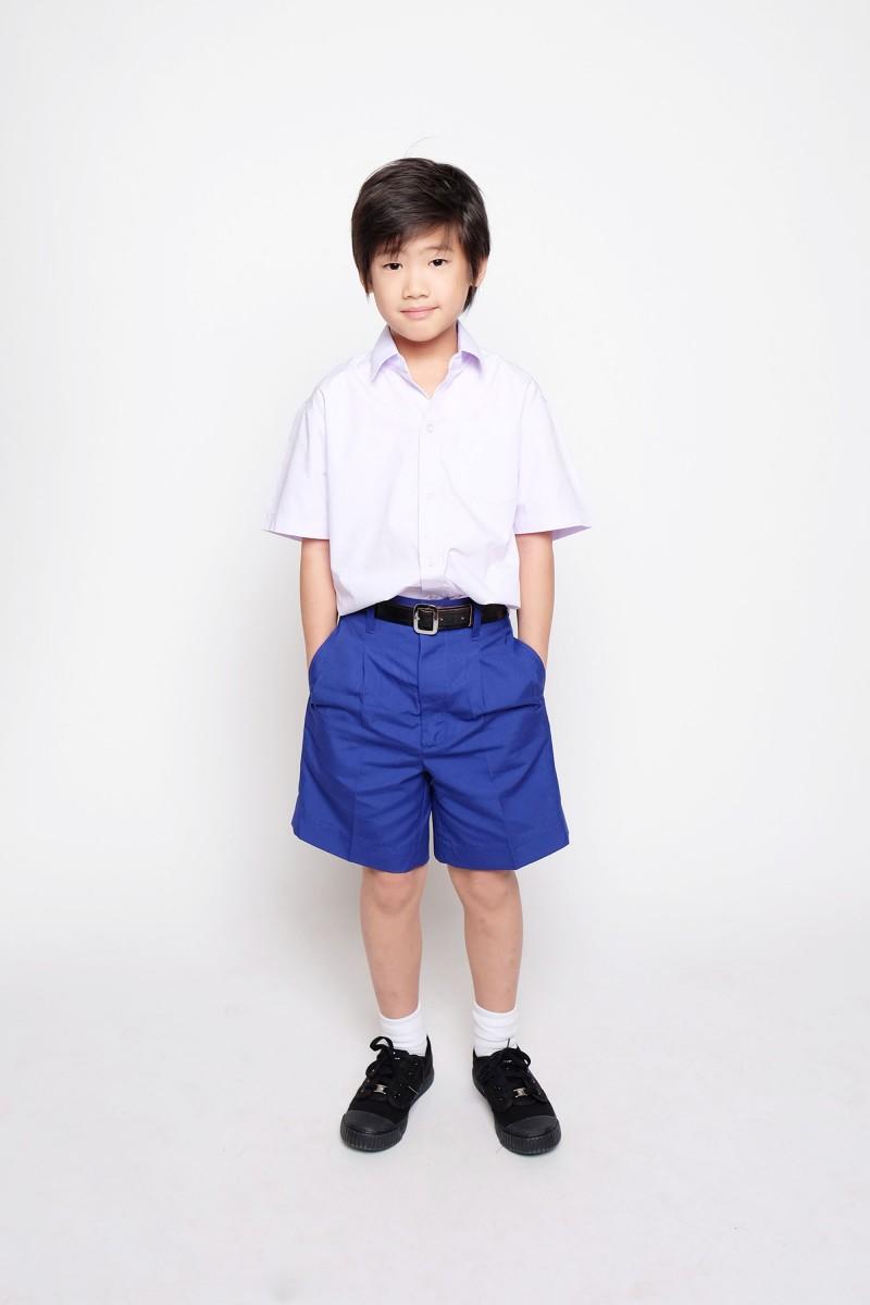 เสื้อเชิ๊ตนักเรียนชาย