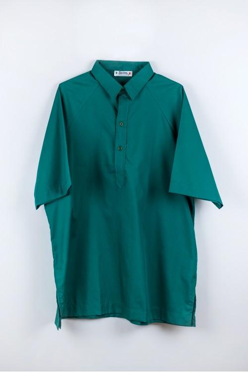 เสื้อพละ โปโล เขียว
