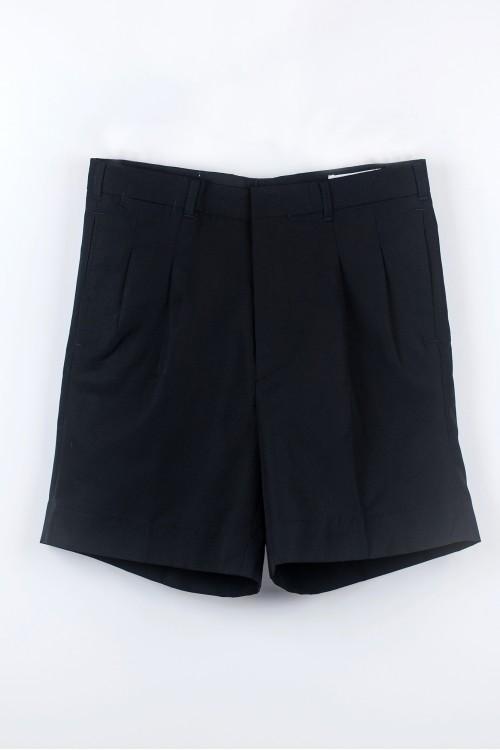 กางเกงสีดำ  ผ้าโทเร (ไซส์เล็ก)