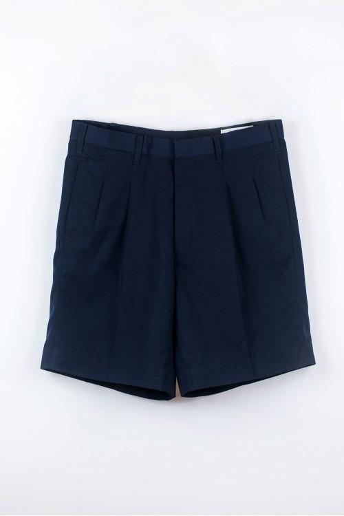 กางเกงสีกรมท่า ผ้าโทเร (ไซส์เล็ก)